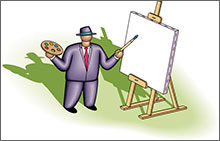 Business Learns From Art