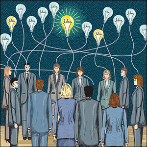 Leading Change: Know Who You Need to Succeed — and Who You Don't