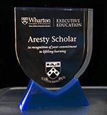 Aresty Scholar