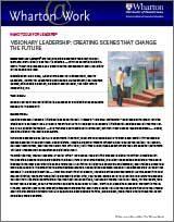 Visionary Leadership flyer