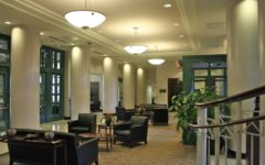 Steinberg Conference Center Lobby