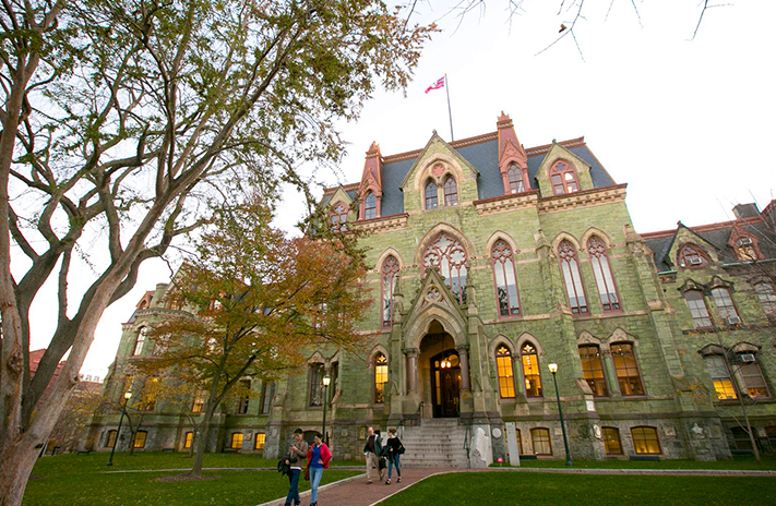 Penn College Hall