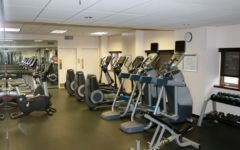 Steinberg Conference Center Gym