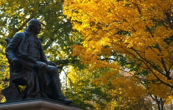 Ben Franklin College Hall