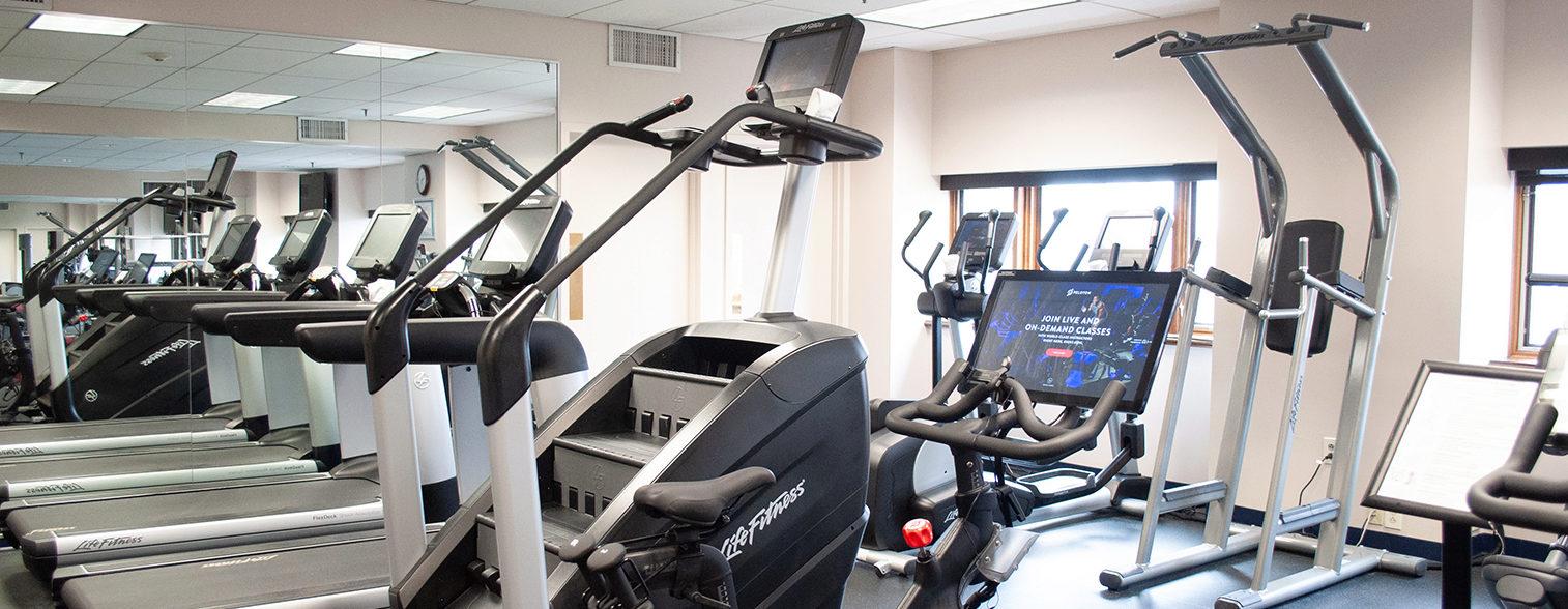 Steinberg Conference Center Fitness Center