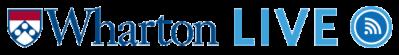 Wharton LIVE Logo
