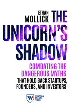 The Unicorn's  Shadow cover