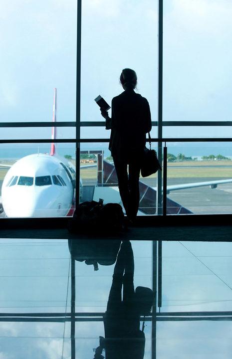 airport gate
