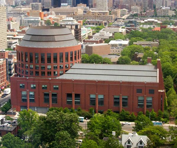 J H Huntsman Hall