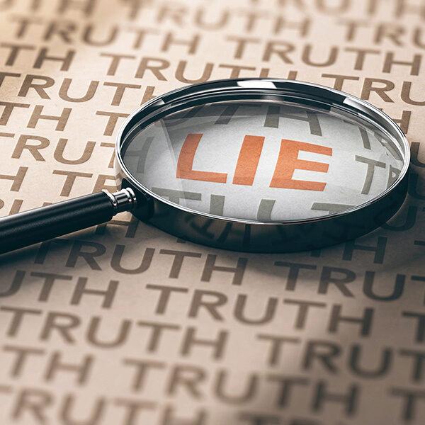Recognizing Deception: How to Spot a Lie