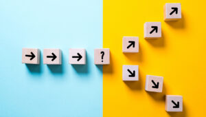 The New Leadership: Decision Making Under Uncertainty